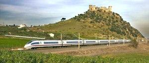 Trem Espanha Renfe