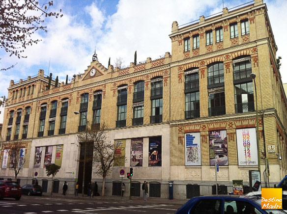 La Casa Encendida Caja Madrid